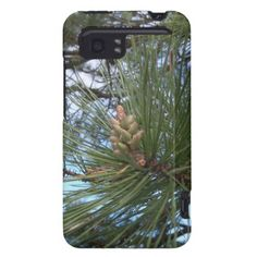 Pine Needles and Branches HTC Vivid Covers