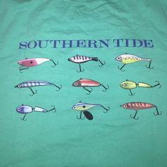 Southern Tide T-Shirt Seafoam green Southern Tide pocket T-Shirt. Men's medium. Worn once. Southern Tide Tops Tees - Short Sleeve