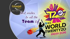 Best wishes to all the team of T20 World Cup from Gitanjali Awards !! #T20WorldCup #T20 #Twenty20