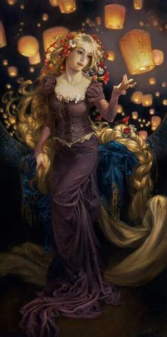 Disney fine art by Heather Theurer
