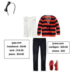 Taylor Joelle Designs: Children's Style Guide - Girls Fall Look