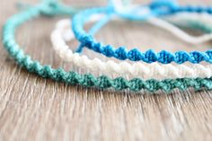 Twisted Style Bohemian Anklet, Beachy Boho indie Anklet, Beautiful Macrame Twisted Anklet, Summer Festival Jewellery, Indie Jewellery by TwoBirdsOfPassage on Etsy https://www.etsy.com/listing/191334753/twisted-style-bohemian-anklet-beachy