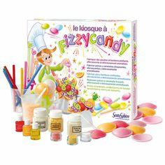 Kiosque à Fizzy Candy pour faire des confiseries