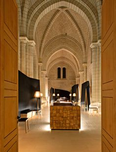 Loire Valley, France A Monastic Setting for Sybarites - NYTimes.com