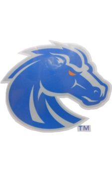 """Boise State Broncos Reflective Decal 6"""""""