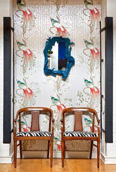 Love this wallpaper, beautiful colors~