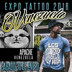 Venezuela Expo Tattoo 2016 con el Récord Guinness en Piercings Rolf Buchholz http://crestametalica.com/venezuela-expo-tattoo-2016-con-el-record-guinness-en-piercings-rolf-buchholz/ vía @crestametalica