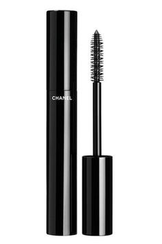 Chanel's Le Volume is a winner because of its innovative brush. It mixes long and short bristles to cling to each lash, plumping and lengthening them for a major Twiggy moment.Chanel Le Volume de Chanel Mascara, $32, available at Nordstrom. #refinery29 http://www.refinery29.com/best-luxury-mascara#slide-1