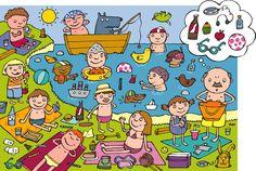 Anja Boretzki: Summer puzzle