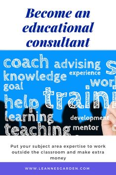 How to Start an Educational Consulting Buesiness Education education consultant Education Consultant, Consultant Business, Professional Insurance, Tutoring Business, Professional Development For Teachers, Jobs For Teachers, Special Needs Students, Legitimate Work From Home, College Application