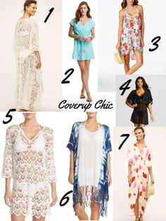 Beach CoverUp Chic -