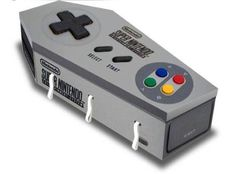 Super Nintendo Coffin