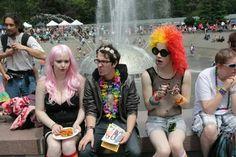 Seattle Pride Parade 2014