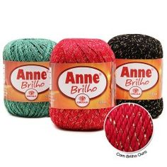 Anne 500 Brilho Ouro