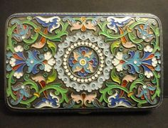 Russian Silver Antiques | Authentic Faberge & Russian Silver Enamel