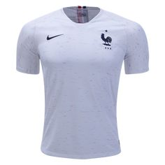 767c5472968 France 2018 World Cup Away Jersey by Nike http://www.soccershop. SoccerHs  ...