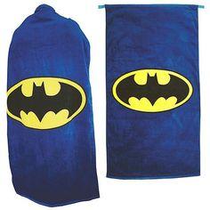 Batman Towel Cape