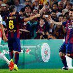 Messi logró el récord de goleador histórico de la Liga en el triunfo del Barcelona sobre el Sevilla