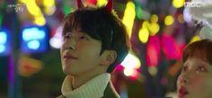 Las etiquetas más populares para esta imagen incluyen: kdrama, nam joo hyuk, weightlifting fairy, kim bok joo y lee sung kyung