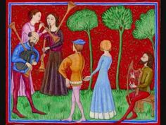 ▶ Medieval music - Trotto, Anon 14th century - YouTube