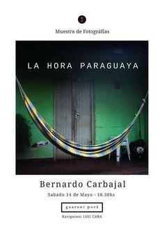 LA HORA PARAGUAYA, BERNARDO CARBAJAL Desktop Screenshot, Photography Courses, Exhibitions, Buenos Aires
