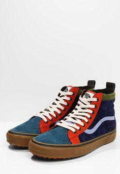 bdb9690b59 SK8-HI MTE - Sneaker high - blue   Zalando.de 🛒