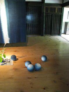 Kyoto Trip - September 2010: Hiroyuki Shindo and the Little Indigo Museum