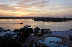 Sunrise@Disney World