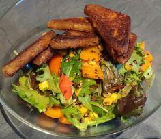 Nach dem Gelage am Wochenende musste ich heute unbedingt mein Gewissen erleichtern. Ich gebe es zu, ich mag nicht wirklich Salat… Es sei denn er ist wirklich gut gemacht und frei von Rucola u…