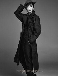 Lee Jun Ki and Nam Sang Mi - Harper's Bazaar Magazine July Issue '14