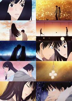 kimi ni todoke ,sawako , kazehaya ,anime , romance