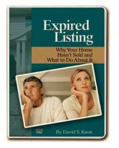 The Expired Listing DVD David Knox Real Estate Sales Business Guru