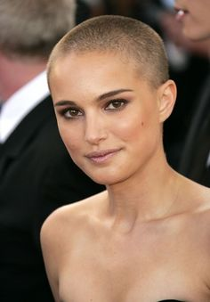 9 Female celebrities who went bald for various reasons! Some became bald and beautiful and...