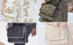 Bonés luxuosos, bolsas iguais às roupas e mais: os acessórios mais interessantes da Alta Costura de Paris - Moda - GNT