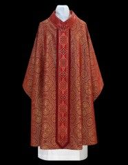 Chasuble 20-2333 V Red