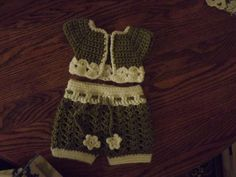 Betsy Short or Skirt and Shrug Set Pattern $6.99