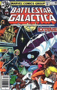 Marvel Comics' Battlestar Galactica #02
