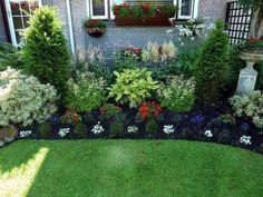 Decora con Flores y Plantas el Antejardín de tu Casa