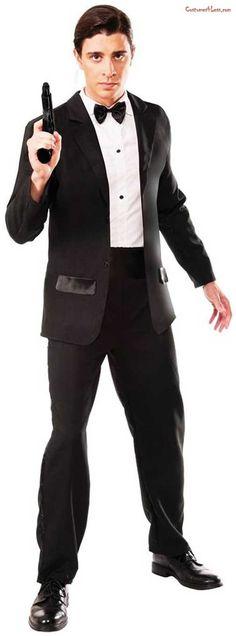 Secret Agent Spy Costume - $27.3 - $27.53