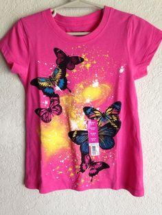 Short sleeve Girls Shirt size 4/5 #Everyday