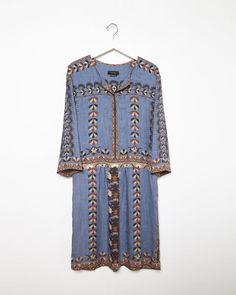 ISABEL MARANT Solenne Printed Dress