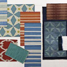 west elm patterns