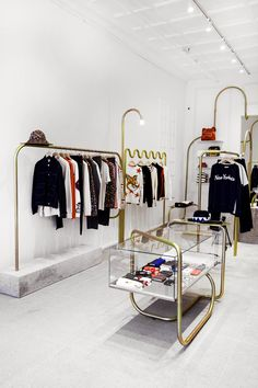 superfuture :: supernews :: new york: maison kitsuné store relocation © maison kitsuné