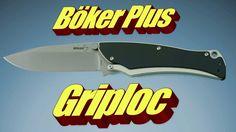 Böker Plus Griploc  Einhandmesser  Survival Messer Outdoor  Einhandmesser Griploc von Böker solides Taschenmesser AUS-8 Klappmesser Survival Messer Outdoor  Gesamtlänge: 19,0 cm Klingenlänge: 8,3 cm Gewicht: 81 g Klingenstärke: 2,9 mm Klingenmaterial: AUS-8 Griffmaterial: Aluminium Designer: Grant und Gavin Hawk Verschluss: Federunterstützt