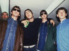 Liam And Noel Gallagher ( Liam Gallagher Noel Gallagher, Liam Oasis, Alan White, Oasis Band, Liam And Noel, Britpop, The Girl Who, Music Bands, Cool Bands