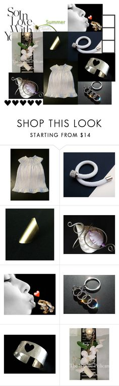 """""""So in Love with You"""" by anna-recycle ❤ liked on Polyvore featuring modern, rustic and vintage"""