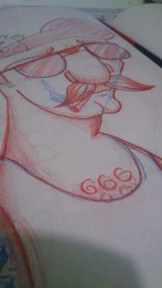 Sketch matutino