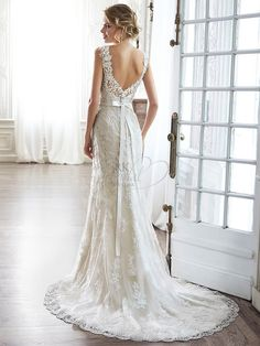 Maggie Sottero Spring 2015 - Style 5MN083 - Pia Gown Only - one of my faves