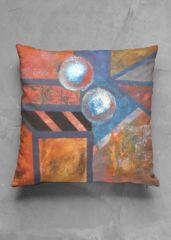 Accent Pillow - Matte Square: Accent your home with our specially designed square Matte Accent Pillows. Accent Pillows, Throw Pillows, Autumn, Abstract, Beautiful, Design, Fashion, Summary, Moda
