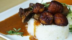 Chef Nelson German of alaMar knows how to do chicken right! Amish Recipes, Dutch Recipes, Cooking Recipes, Cuban Recipes, Dinner Dishes, Food Dishes, Main Dishes, Turkey Recipes, Chicken Recipes